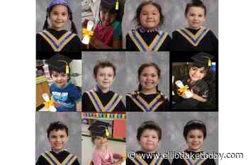 Fatima Senior Kindergarten student graduation - ElliotLakeToday.com