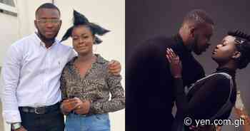 It ended in joy: Fatima and Bismark of Date Rush share 'save the date' photos - Yen.com.gh