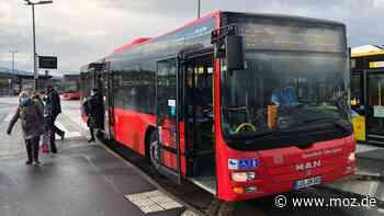 Nahverkehr und Infrastruktur: Bus von Erkner über Schöneiche nach Neuenhagen kommt – aber wann? - moz.de