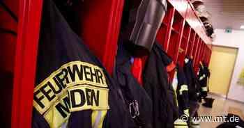 Mehr für die Wehr: Mindener Feuerwehr braucht Helme, Platz und neue Fahrzeuge - Mindener Tageblatt