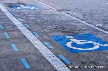 22 juin 2021 Castelnau-le-Lez : les places PMR handicapés sous haute surveillance - Hérault-Tribune