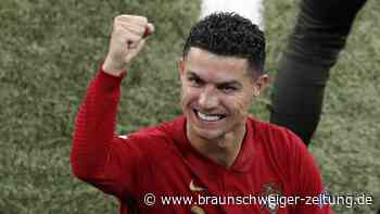 Ronaldo jagt Rekorde - Benzema beendet Tor-Abstinenz
