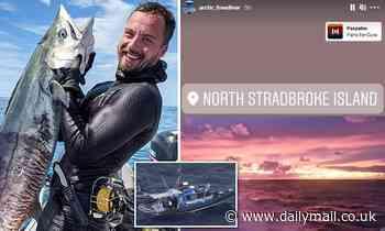 Haunting post from missing free diver Didrik Hurum who vanished off North Stradbroke Island