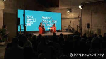 Nicola Lagioia chiude la terza edizione del Prospero Fest a Monopoli - Andria news24city