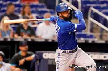 Ray helps Blue Jays win 4th straight by beating Marlins 3-1