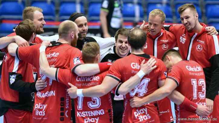 MT Melsungen verliert hitziges Heimspiel gegen Berlin - hessenschau.de
