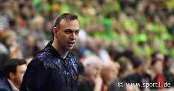 Handball: Bob Hanning schießt gegen MT Melsungen und kassiert Konter - SPORT1