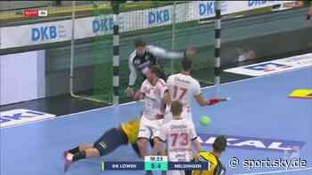 LIQUI MOLY HBL: Rhein-Neckar Löwen gewinnen gegen die MT Melsungen - Sky Sport