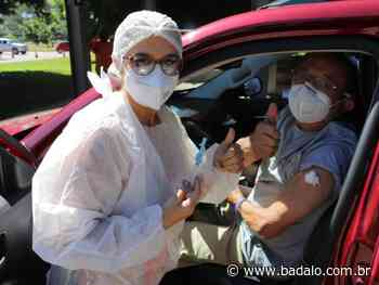Crato contabiliza um terço da população vacinada com primeira dose contra Covid-19, acima da média nacional - Badalo