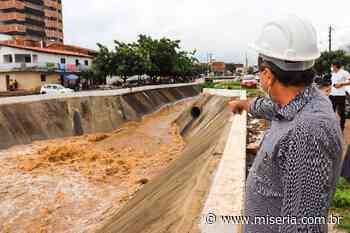 Prefeito do Crato revela que licitação da obra de requalificação do canal do Rio Granjeiro deve acontecer este ano; assista - Site Miséria