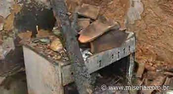 Adolescente é detido no Crato após explodir panela de pressão e gerar incêndio em cozinha - Site Miséria