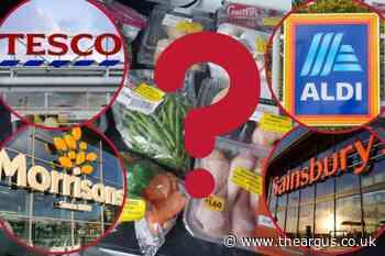 What time do Morrisons, Asda, Tesco, Aldi, Sainsbury's reduce food?
