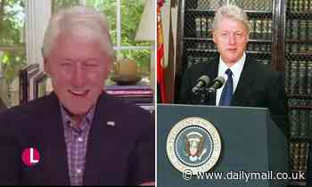 Former President Bill Clinton blames cancel culture on Republicans