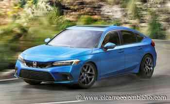 Honda Civic Hatchback 2022 ya es oficial: La unión entre elegancia y practicidad - El Carro Colombiano