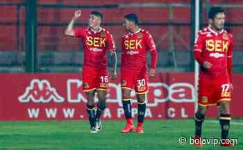 Unión Española dio el primer golpe y derrotó 2-0 a Deportes Puerto Montt en la ida de los dieciseisavos de ... - Bolavip