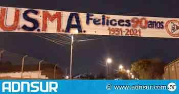 Unión San Martín Azcuénaga cumple 90 años - ADN Sur