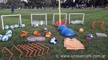 Unión tuvo importantes aportes para el fútbol infantil - UNO Santa Fe
