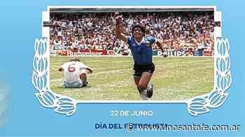 El mensaje de Unión y Colón por el Día del Futbolista - UNO Santa Fe