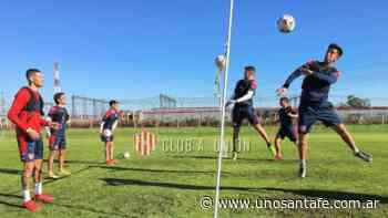 Unión tiene confirmado su primer partido amistoso - UNO Santa Fe