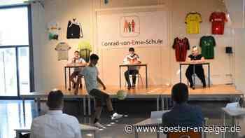 Sekundarschule aus dem Kreis Soest wird Partner des DFB - soester-anzeiger.de
