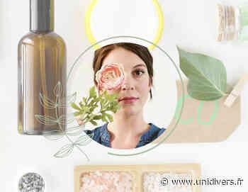 La green cosmétique avec Claire Décamp La Bibli samedi 3 juillet 2021 - Unidivers