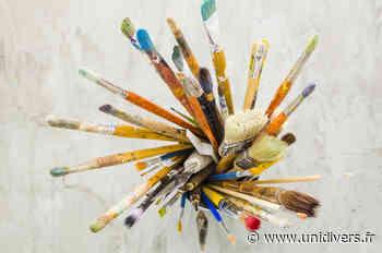 Atelier créativité artistique Maison des Associations vendredi 9 juillet 2021 - Unidivers