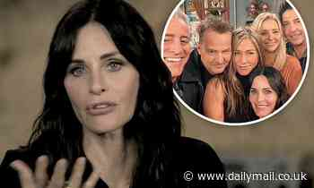 Courteney Cox's feelings were 'hurt' as the only Friends star to have never gotten an Emmy nod