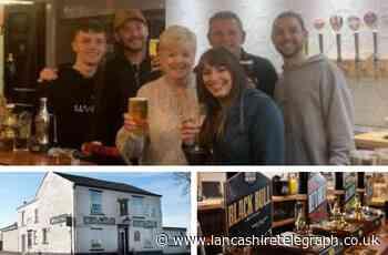 Award-winning pub owners enjoy celebrating 10 years in business