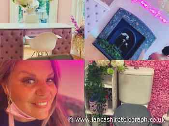 Blackburn: Revamp for Charli and the Beauty Factory salon