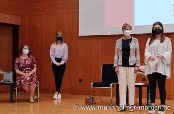Drei Studentinnen geehrt - Ludwigshafen - Nachrichten und Informationen - Mannheimer Morgen