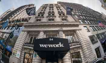WeWork Partners with San Francisco to Stimulate Recovery - GlobeSt.com