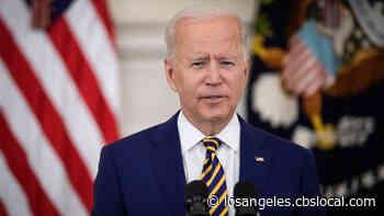 Biden Targets Illegal Gun Dealers In Los Angeles, Other Major Cities - CBS Los Angeles