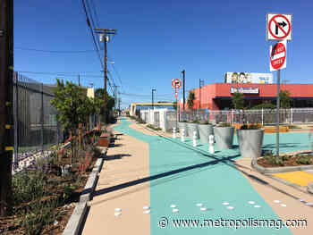 A Transformation Reveals the Potential of Los Angeles's Alleyways - Metropolis Magazine