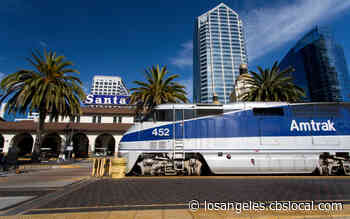 Amtrak's Pacific Surfliner Expanding Its SoCal Service - CBS Los Angeles