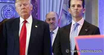 NY investigation targets Trump money guru Allen Weisselberg - Los Angeles Times