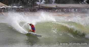 Kelly Slater: Olympic surfing could turn to wave pools - Los Angeles Times