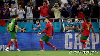 'Level with Ali Daei as the highest international goalscorer' - All the records that Cristiano Ronaldo can break at Euro 2020