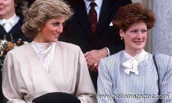Who are Princess Diana's sisters Lady Sarah McCorquodale and Lady Jane Fellowes?