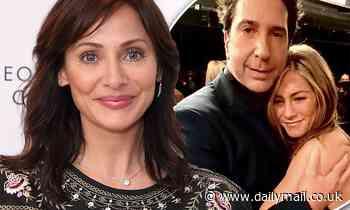 Natalie Imbruglia on ex David Schwimmer admitting he had a crush on Friends co-star Jennifer Aniston