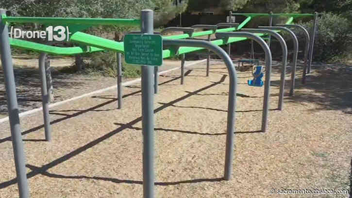 Zip Line Track At Arroyo Park In Davis Causes Neighborhood Feud