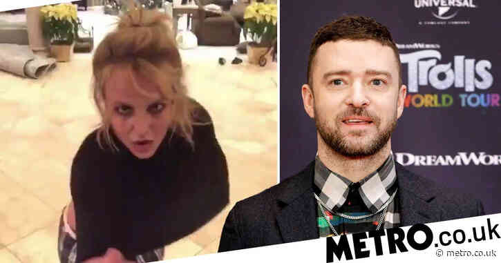 Britney Spear's ex Justin Timberlake 'sends love and absolute support' to star after shocking testimony