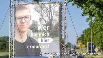 """Plakatsuche nach Täter: """"Wer hat mich hier ermordet?"""""""