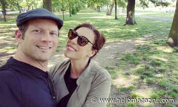 Major celebrations for Dermot O'Leary and his wife Dee Koppang