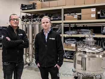 Troy cannabis extraction equipment maker merges to create industry giant - Crain's Detroit Business