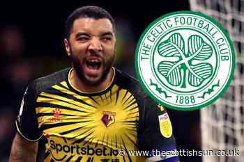 Celtic transfer swoop for Watford's Troy Deeney revealed as Neil Lennon lifts lid on interest... - The Scottish Sun
