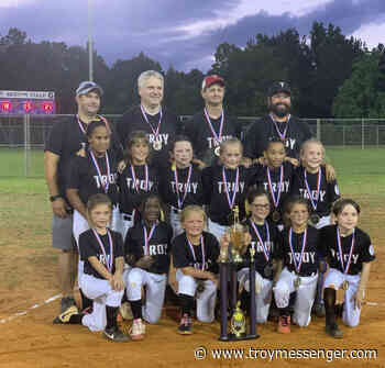 Troy Darlings take home championship - The Troy Messenger - Troy Messenger