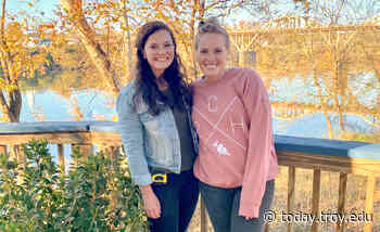 """TROY alumna helps renovate Wetumpka with HGTV series """"Home Town Takeover"""" - Troy Today - Trojan News Center"""