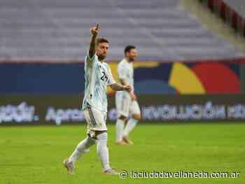 Con gol del Papu, Argentina venció a Paraguay - Diario La Ciudad de Avellaneda