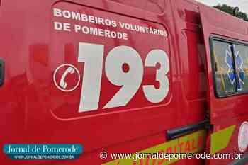 CBVP iniciará curso de formação de novos bombeiros voluntários - Jornal de Pomerode