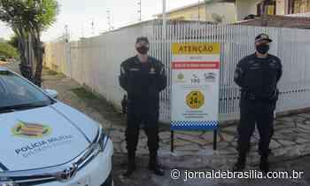 PMDF implanta Rede de Vizinhos Protegidos em Santa Maria - Jornal de Brasília